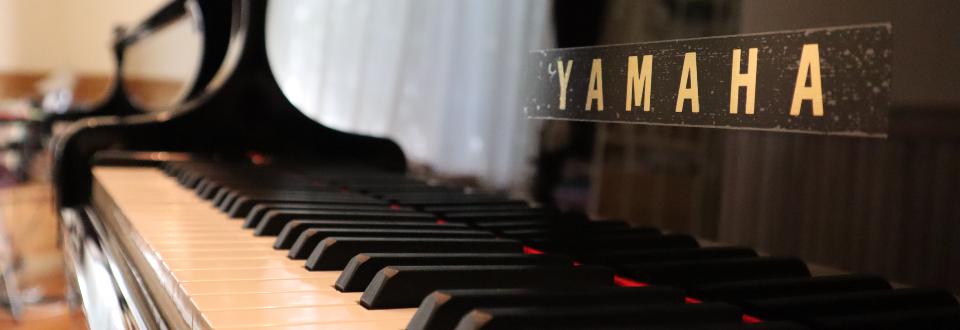 荻窪のピアノ教室はヤマハグランドピアノを使用
